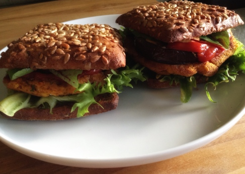 Kodune burger vol 1