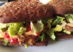 Kodune burger vol 2